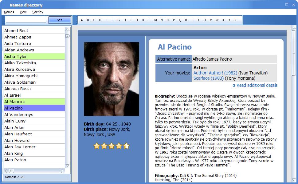 All My Movies - 个人电影管理软件丨反斗限免