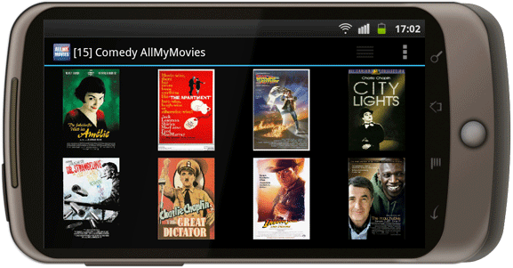 All My Movies для Android