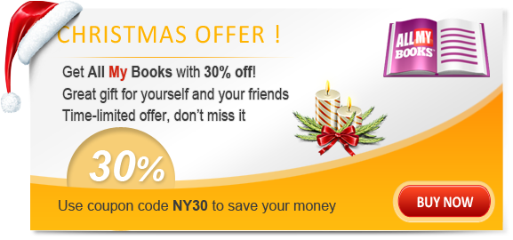 NY2019 coupon will activate 30% discount for any license
