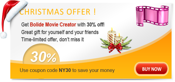 Christmas SALE! Use X2017 coupon to activate the discount