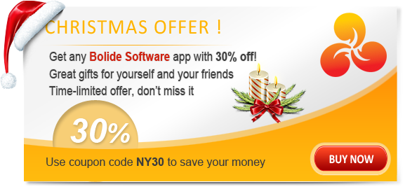 Use NY2019 coupon to activate 30% discount